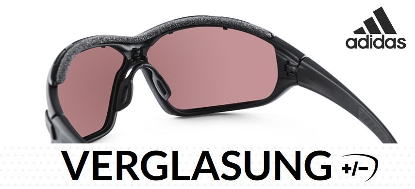 adidas Sportbrille mit Sehstärke Größe S