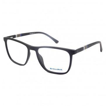 Brillengestell Herren schwarz 4528-1