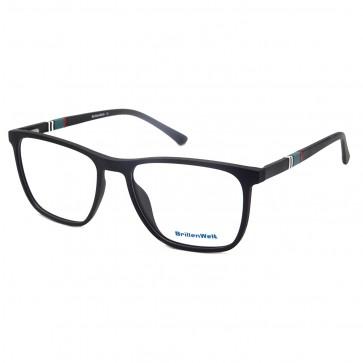 Brillengestell Herren schwarz 4528-2