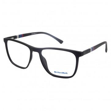 Brillengestell Herren schwarz 4528-3