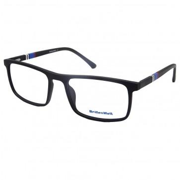 Brillengestell Herren schwarz 4529-1