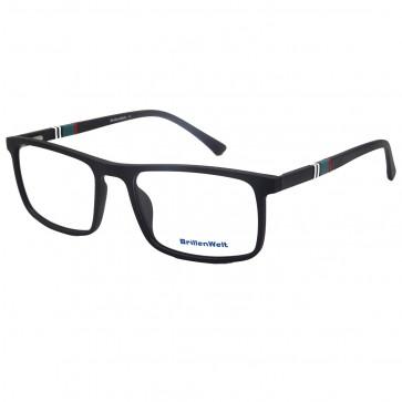 Brillengestell Herren schwarz 4529-3