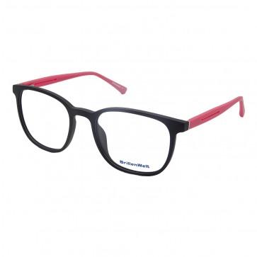 Brillengestell Damen schwarz/pink 4532-2