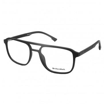 Brillengestell Herren schwarz 4534-1