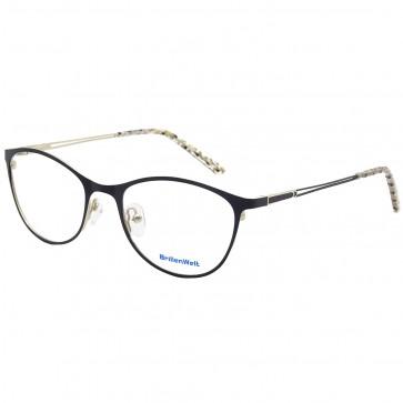 Wunderschöne Brille mit Sehstärke Metall bunt Brillenbügel