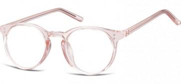 Sunoptic Brille in Sehstärke transparent rosa