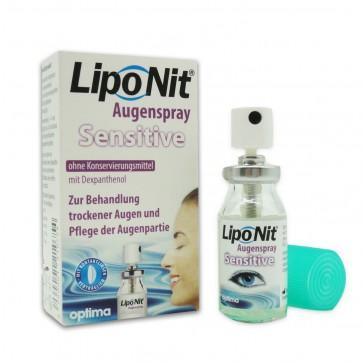 Liponit Augenspray Sensitive 10ml ab 11,95 € kostenloser Versand