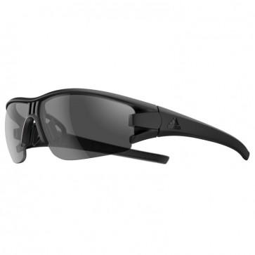 adidas Sportbrillen Sonnenbrille Damen Herren Grau halfrim matt schwarz