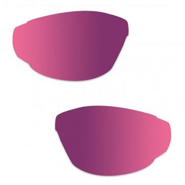 Wechselgläser Tycane / Tycane pro / Tycane pro outdoor LST bright VARIO purple mirror