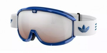 adidas Skibrille Snowboarding blau