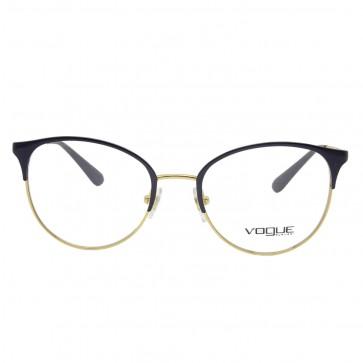 Vogue Brille in Sehstärke VO4018-280 schwarz/gold