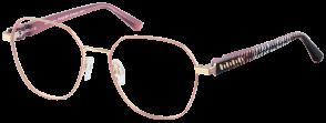 ChangeMe Brille 2634-2 mit Wechselbügeln wie abgebildet