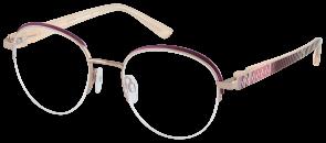 ChangeMe Brille 2642-2 mit Wechselbügeln wie abgebildet
