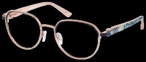 ChangeMe Brille 2674-1 mit Wechselbügeln wie abgebildet
