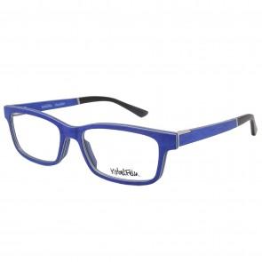 Kobelfein Holzbrille Houston 4005-2 dunkelblau mit Sehstärke