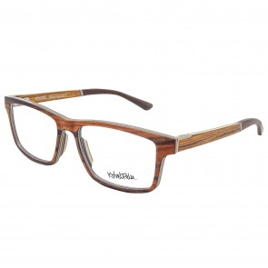 Kobelfein Brille aus Ebenholz San Francisco 4006-2 mit Sehstärke