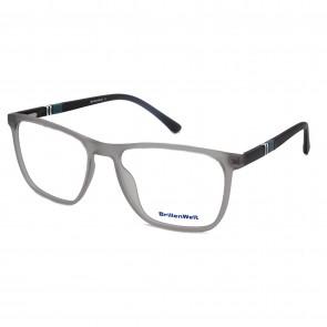 Brillengestell Herren grau 4528-5