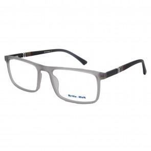 Brillengestell Herren grau 4529-5