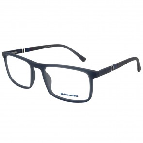 Brillengestell Herren grau 4529-9