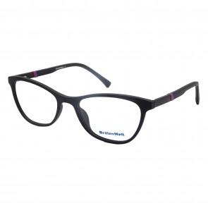 Brillengestell Damen schwarz 4530-2