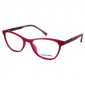 Brillengestell Damen rot 4530-4