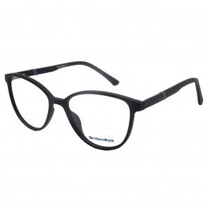 Brillengestell Damen schwarz 4531-1