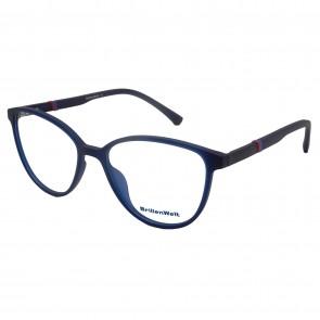 Brillengestell Damen dunkelblau 4531-2