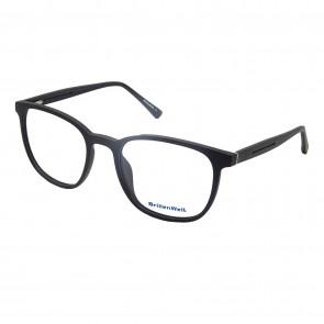 Brillengestell Damen Herren schwarz 4532-1