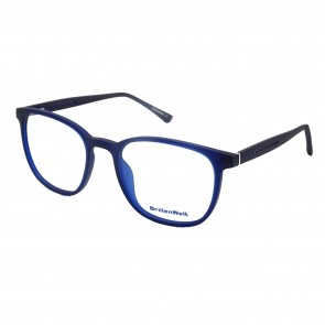 Brillengestell Damen Herren dunkelblau 4532-4