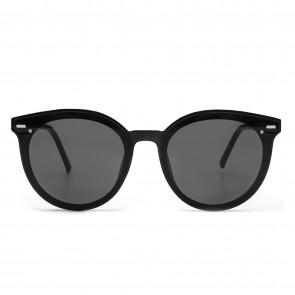 Kobelfein Sonnenbrille Katzenauge schwarz 5000-4