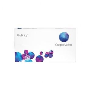 Cooper Vision Biofinity Kontaktlinsen Monatslinsen 6 stk. ab 18,95 €