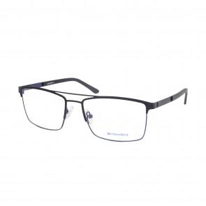 BrillenWelt Brille in Sehstärke silber Metall mit Federscharnier