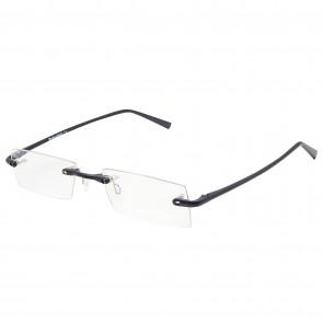 BW 5995 randlose Brille whynot Fassung Kunststoff schwarz