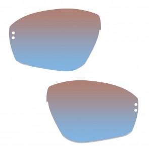 Wechselgläser Evil Eye Halfrim + Pro LST active blue mirror