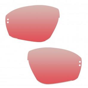 Wechselgläser Evil Eye Halfrim + Pro LST active red mirror