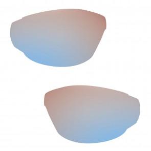 Wechselgläser Tycane / Tycane pro / Tycane pro outdoor LST Active blue mirror