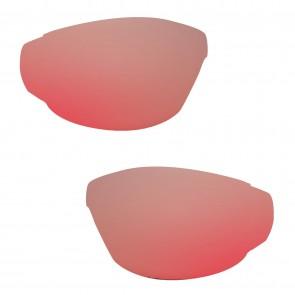 Wechselgläser Tycane / Tycane pro / Tycane pro outdoor LST Active red mirror