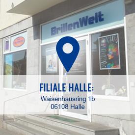 Filiale Halle, Franckeplatz