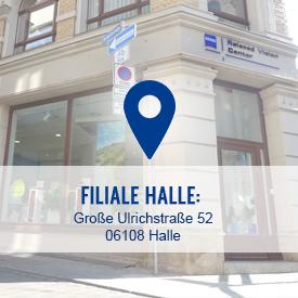 Filiale Halle, Groß Ulrichstraße