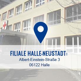 Filiale Halle-Neustadt