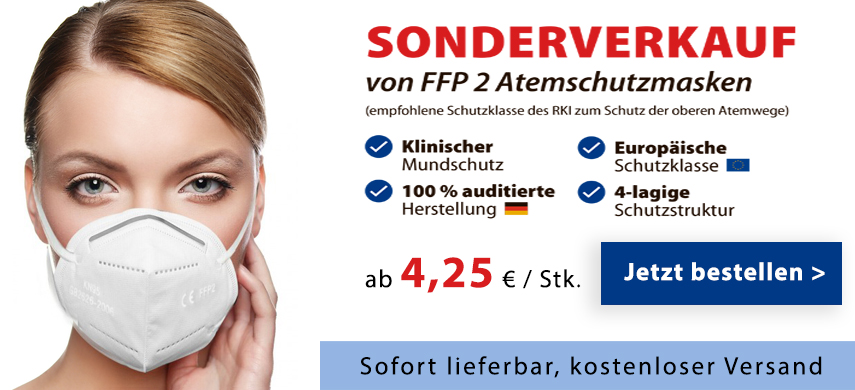 ffp2 mundschutz